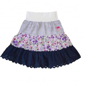 Skirt - purple