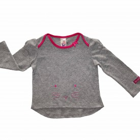 Baby Girl Grey long sleeve low res