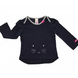 Baby Girl blue long sleeve high res