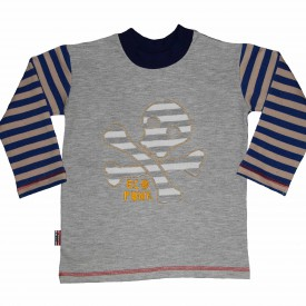 Boys grey sweater low res
