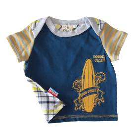 Baby boy blue T shirt