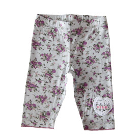 Baby girls floral print leggings