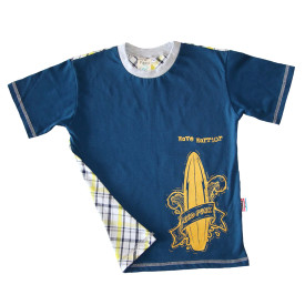 Boys blue T shirt