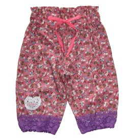 Eco Punk boho pants pink