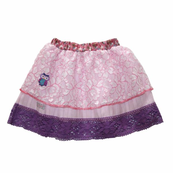 Eco Punk lacy skirt ballet