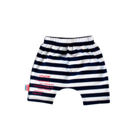Baby Boy Harem Stripe Navy
