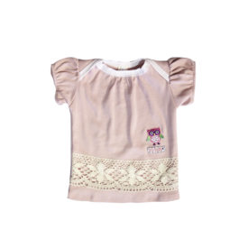 Baby Girls Top Pink