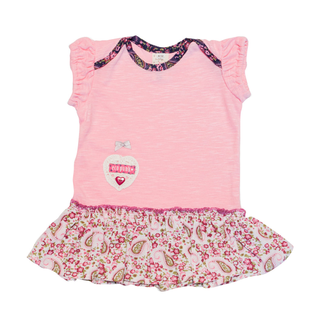 Baby Dress BALLET Eco Punk